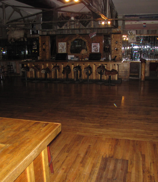 The Cowboy Saloon And Dance Hall